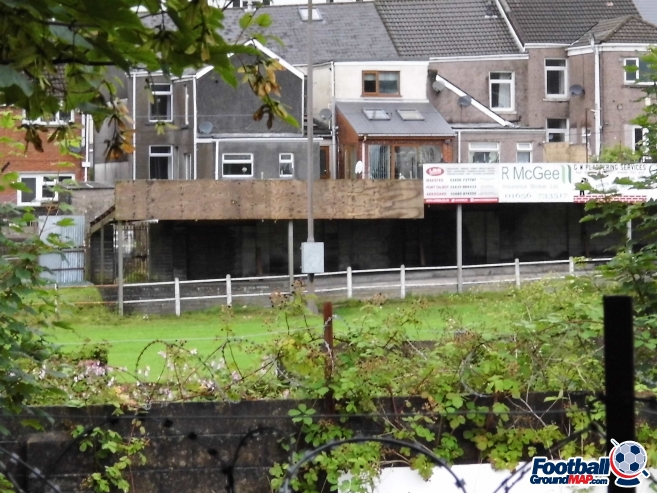A photo of Caerau Athletic Ground uploaded by ptfcultra69