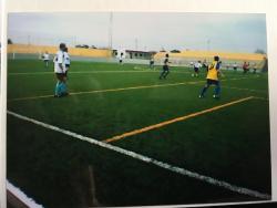 Campo de Polideportivo Juan Grande