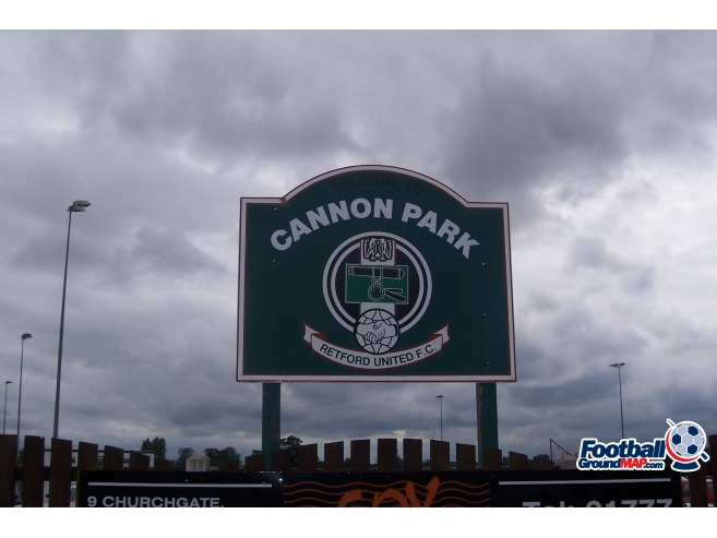 A photo of Cannon Park uploaded by felice