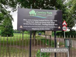 Cantley Park Training Ground