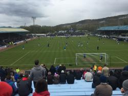 An image of Cappielow Park uploaded by 36niltv