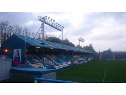 An image of Cappielow Park uploaded by biscuitman88