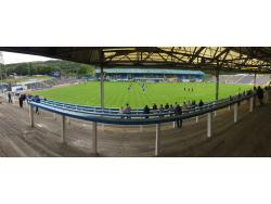 An image of Cappielow Park uploaded by garycraggs