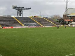 An image of Cappielow Park uploaded by robhofman