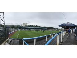 An image of Cappielow Park uploaded by ycsyfduya