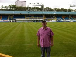 An image of Cappielow Park uploaded by maroon17