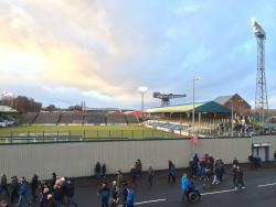 An image of Cappielow Park uploaded by frankie81