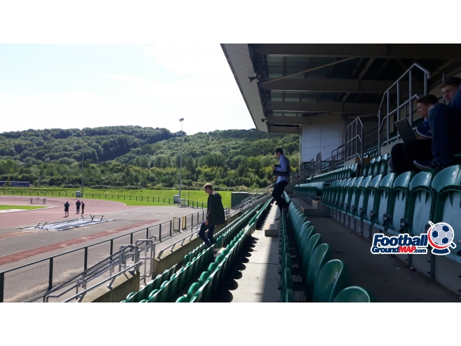 A photo of Cardiff International Sports Stadium uploaded by grifftinfoilhat