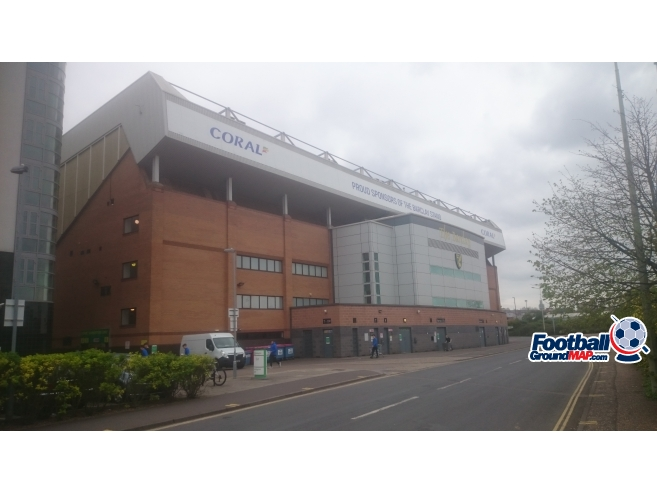 A photo of Carrow Road uploaded by biscuitman88