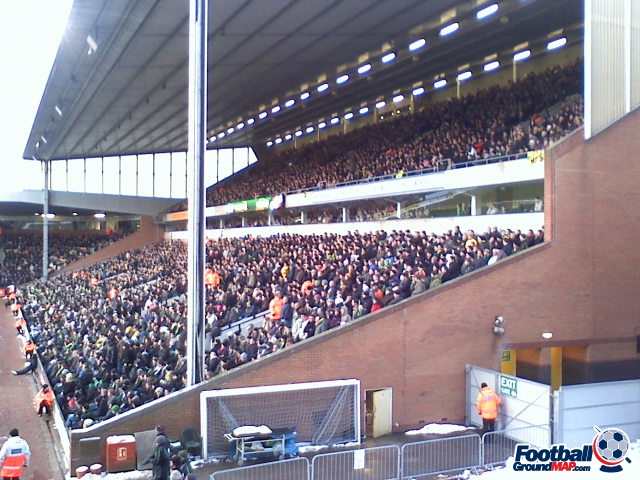 A photo of Carrow Road uploaded by facebook-user-90348