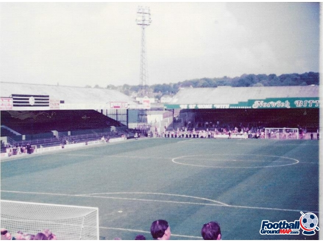 A photo of Carrow Road uploaded by rampage