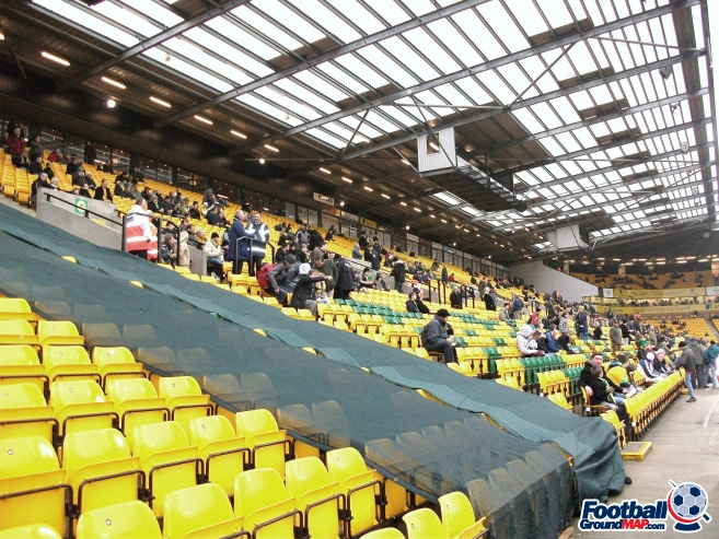 A photo of Carrow Road uploaded by facebook-user-97239
