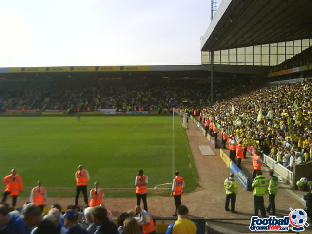 A photo of Carrow Road uploaded by facebook-user-92338