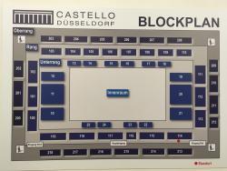 Castello Dusseldorf D.LIVE