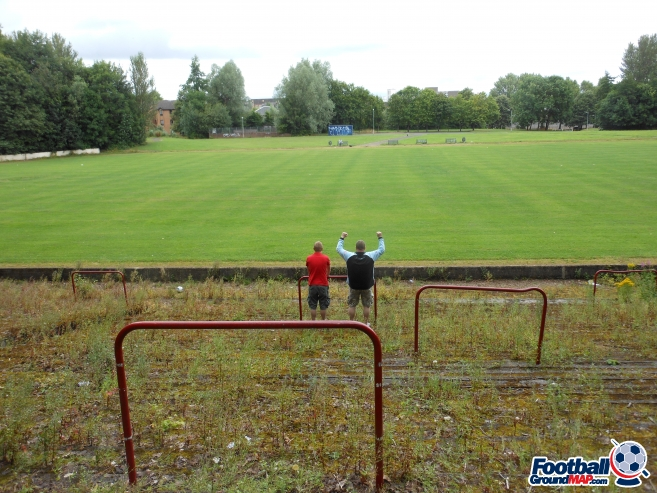 A photo of Cathkin Park uploaded by popcider