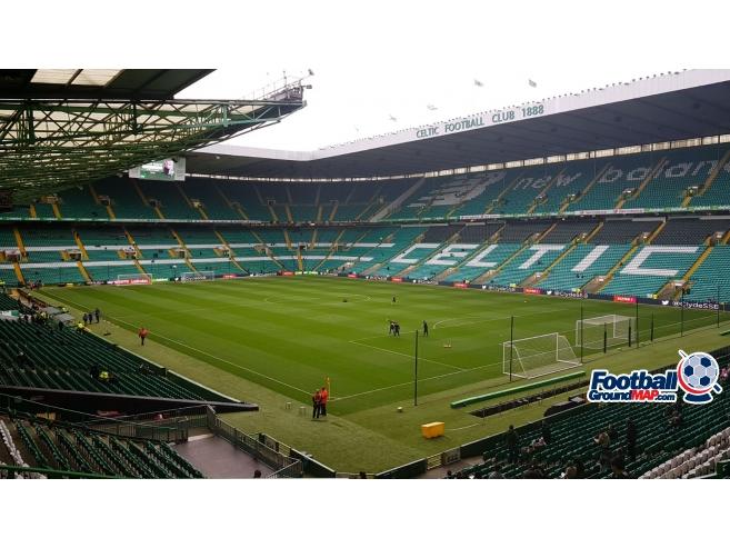A photo of Celtic Park uploaded by saintlypatch