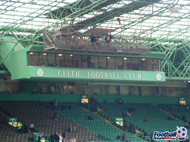 A photo of Celtic Park uploaded by neaveso