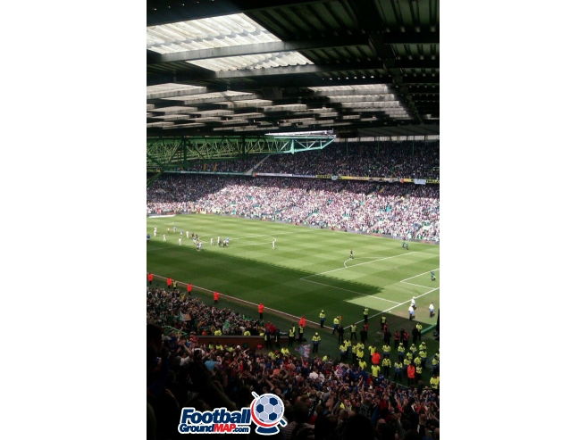 A photo of Celtic Park uploaded by southsidegers