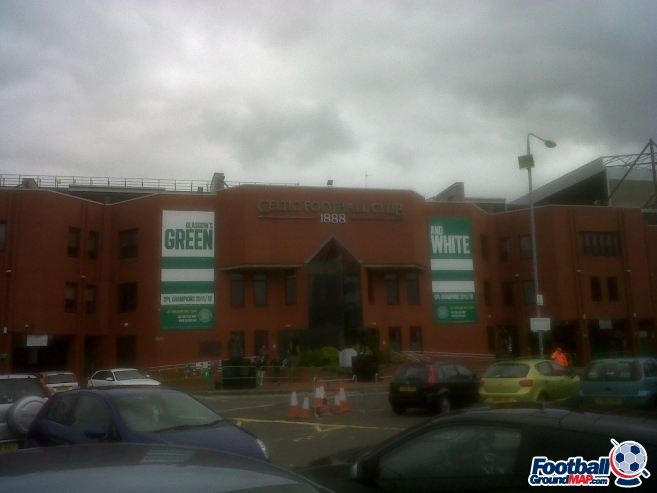 A photo of Celtic Park uploaded by nick-allen