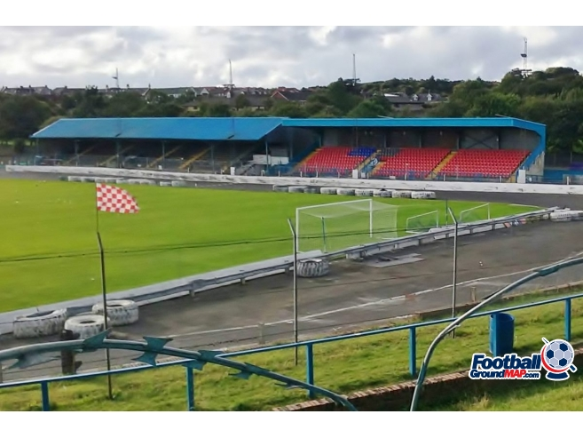 A photo of Central Park (Cowdenbeath) uploaded by johnwickenden