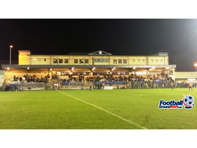 A photo of Champion Hill Stadium uploaded by oldboy