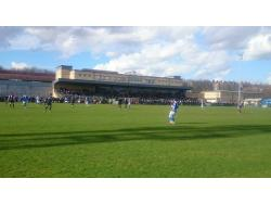 An image of Champion Hill Stadium uploaded by biscuitman88