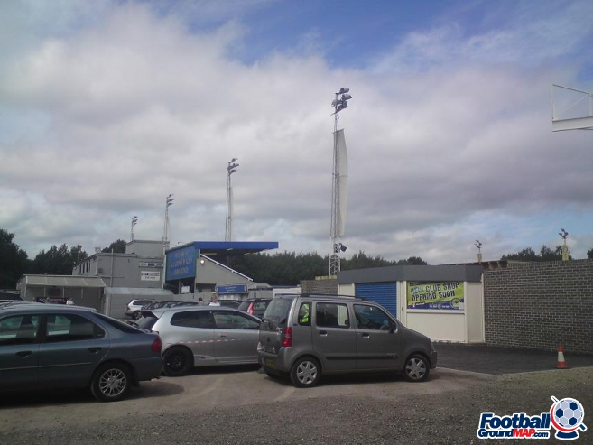 A photo of Cherrywood Road (Paddy Power Park) uploaded by cls14