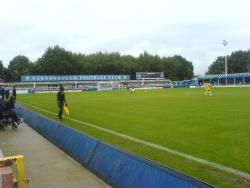 An image of Cherrywood Road (Paddy Power Park) uploaded by facebook-user-46612