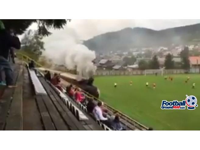 A photo of Cierny Balog Stadium uploaded by millwallsteve