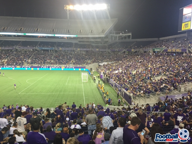 A photo of Citrus Bowl (Camping World Stadium) uploaded by stuff10
