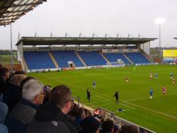 Colchester Community Stadium (Weston Homes Community Stadium)