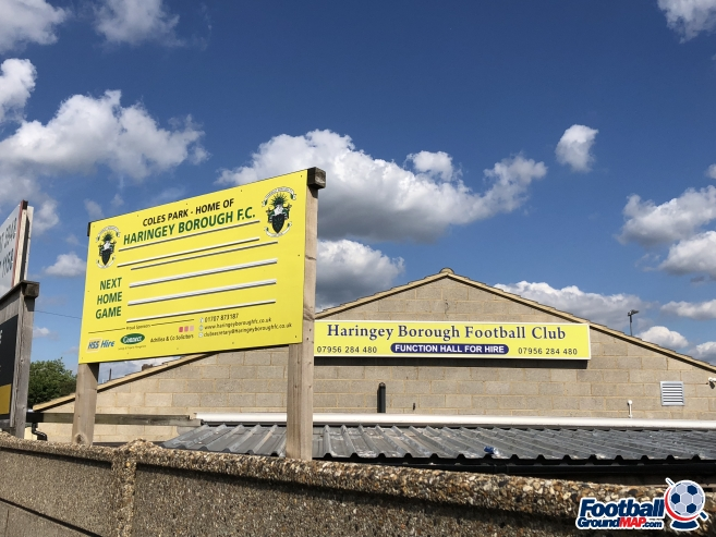 A photo of Coles Park Stadium uploaded by ajhowell