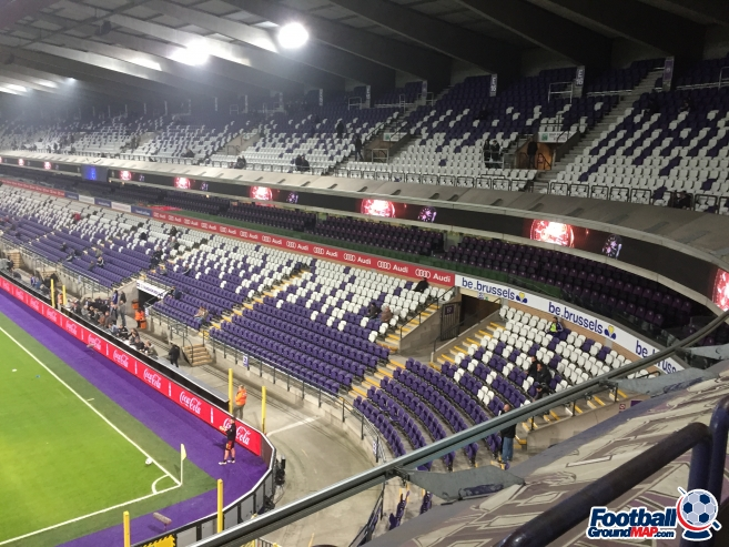 A photo of Constant Vanden Stock Stadion uploaded by andy-s