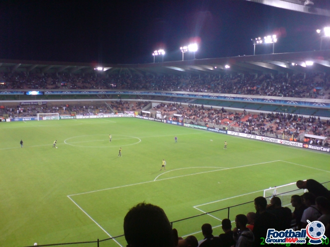 A photo of Constant Vanden Stock Stadion uploaded by facebook-user-50094