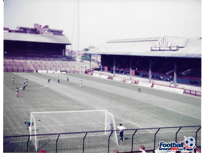 A photo of Craven Cottage uploaded by rampage