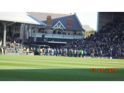 An image of Craven Cottage uploaded by trebor
