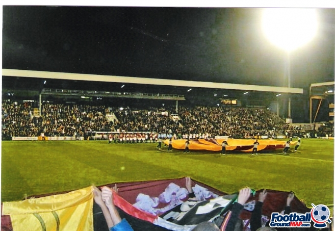 A photo of Craven Cottage uploaded by facebook-user-81871