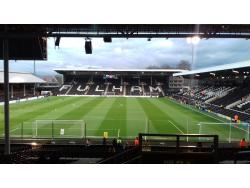 An image of Craven Cottage uploaded by jackafcw