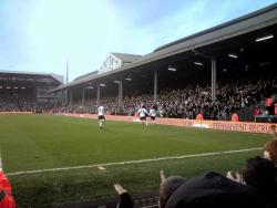 An image of Craven Cottage uploaded by machacro