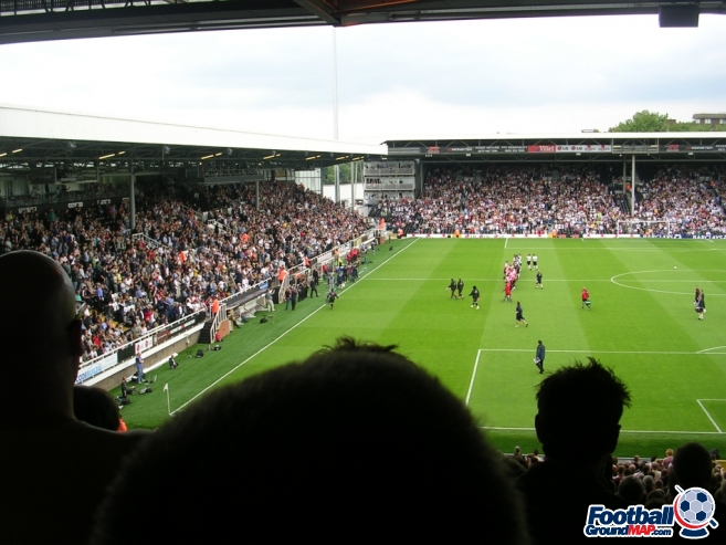 A photo of Craven Cottage uploaded by stuff10