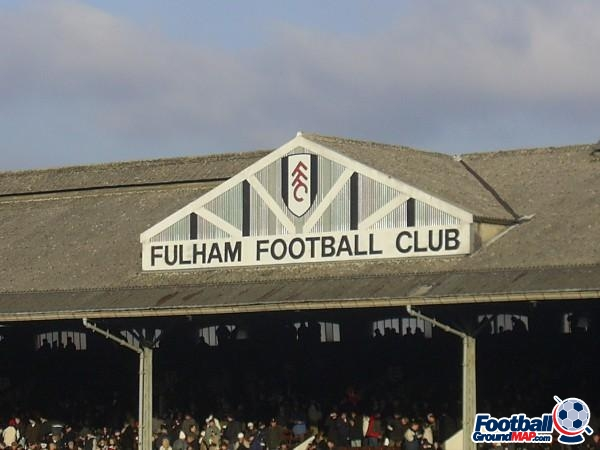 A photo of Craven Cottage uploaded by facebook-user-55935
