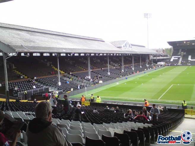 A photo of Craven Cottage uploaded by biscuitman88