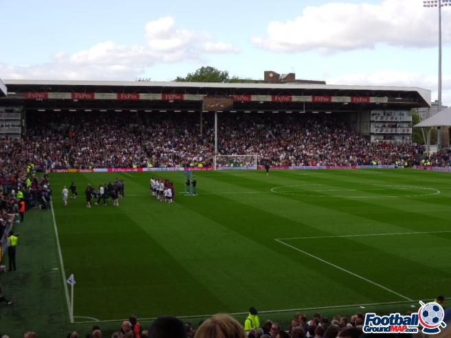 A photo of Craven Cottage uploaded by smithybridge-blue