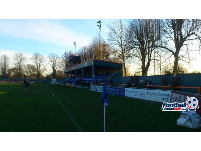 A photo of Cressing Road (Amlin Stadium) uploaded by biscuitman88