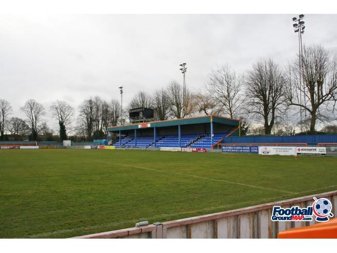 A photo of Cressing Road (Amlin Stadium) uploaded by johnwickenden