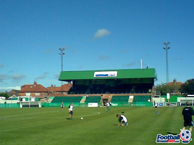 A photo of Croft Park uploaded by scot-TFC
