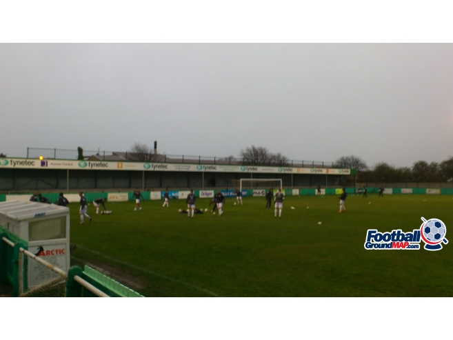 A photo of Croft Park uploaded by biscuitman88