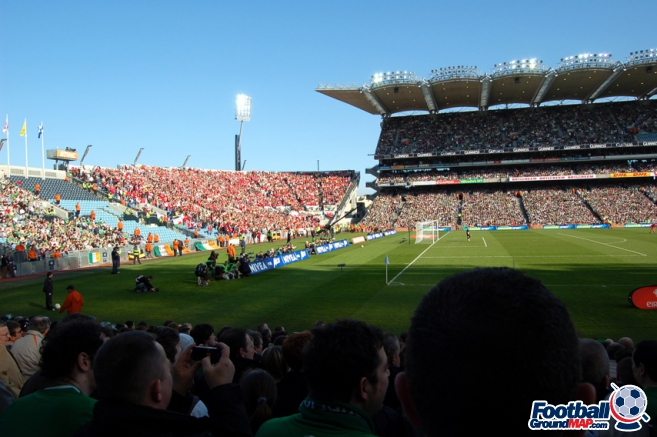 A photo of Croke Park uploaded by newrynyuk