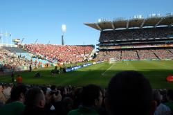 An image of Croke Park uploaded by newrynyuk