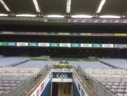 An image of Croke Park uploaded by siralf